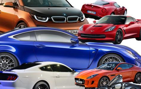 New Cars of 2014