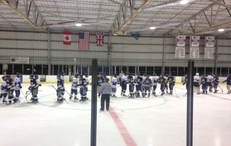 Patriots lose to Old Bridge on home ice