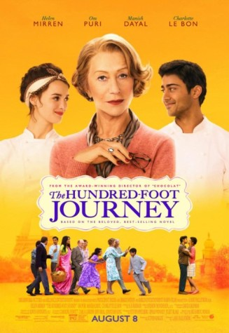 Taking on TV screens everywhere, The Hundred Foot Journey is tastefully done.