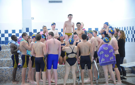 Swimming Patriots are ready to dive into a season