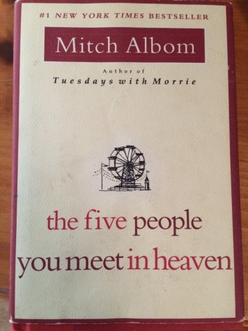 The Five People You Meet In Heaven is a Look at Your Own Life From A New Perspective