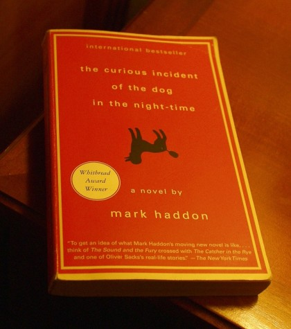 The Curious Incident of the Dog in the Night-Time captures the curiosity of readers