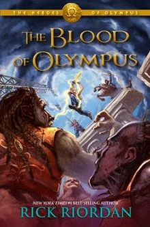 Blood of Olympus creates a fitting end for the Heroes of Olympus Series