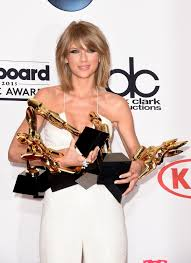 Taylor Swift earns 8 Billboard music awards-the most ever in one night!