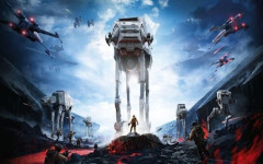 A month before the theatrical release of Star Wars: The Force Awakens, Star Wars: Battlefront releases to the joy of Star Wars fans throughout the world.