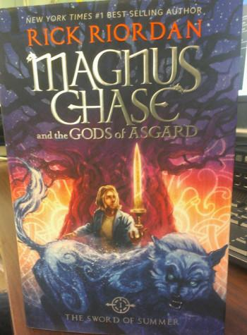 Rick Riordan's new book is something of Viking proportions
