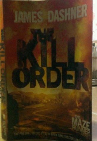 The Kill Order is a read for those who enjoy books about dystopias