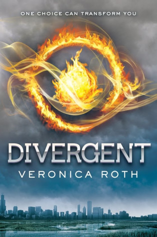 Divergent, a Must Have on your Reading List.