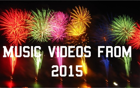 Music videos in 2015 that stood out