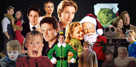 Movie characters from holiday movies.
