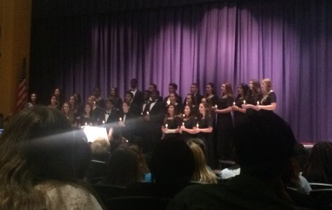 CHS Winter Concert/Arts Festival is Wintertastic