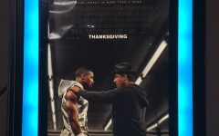 On Thanksgiving day in 2015, the Rocky spinoff Creed is released.