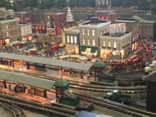 The Train Show is Quite the Toot around Town