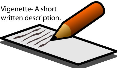 Writeing is a process that with practice and reptition can get better.