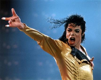 A survey in 1997 declared Michael Jackson as the most famous person in the world.