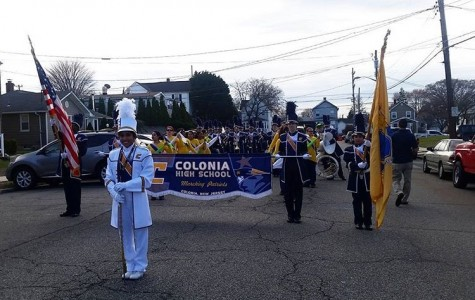 Colonia Marching Patriots Have a New Look