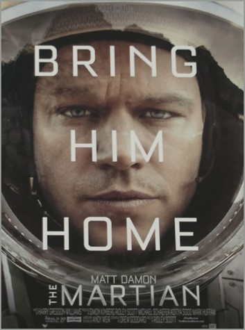 The Martian is absolutely out of this world
