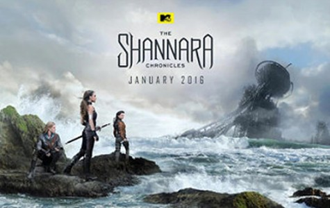 Tune in to The Shannara Chronicles on MTV premiering soon with it's second season.