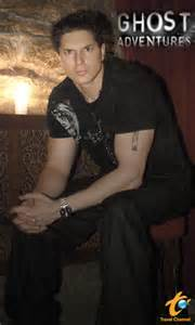 Zak Bagans of Ghost Adventures