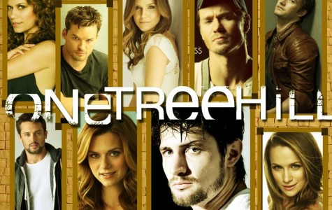 Poster of the One tree Hill cast members' headshots