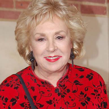 Doris Roberts, 90