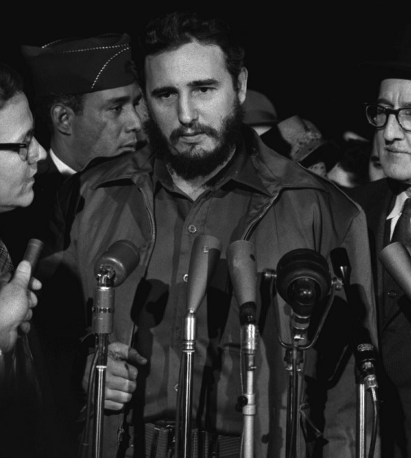 Castro has always been  well-known for his lengthy speeches
