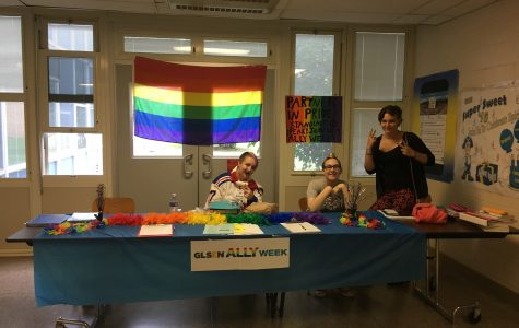 LGBT Group runs first ever Ally Week