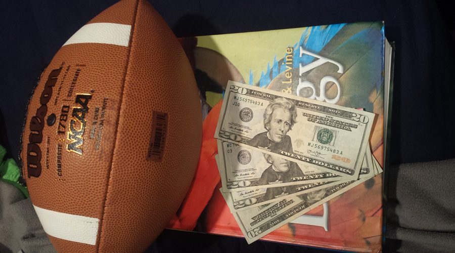 Clouding the judgement of many, money is prepared to ruin the purity of the College game.