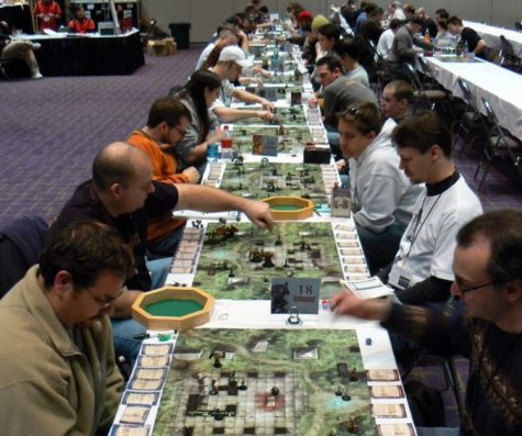 Because D&D is a widely loved game, competitive players enter tournaments to win cash prizes.