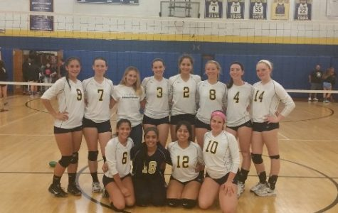 Colonia's girls win cross-town rivalry tri match