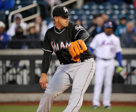 Pitching against the Mets, Marlins pitcher, Jose Fernandez, was one of the best in the game.