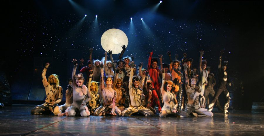Cats has won The Laurence Olivier Award for Best New Musical and a Tony Award for Best Musical.