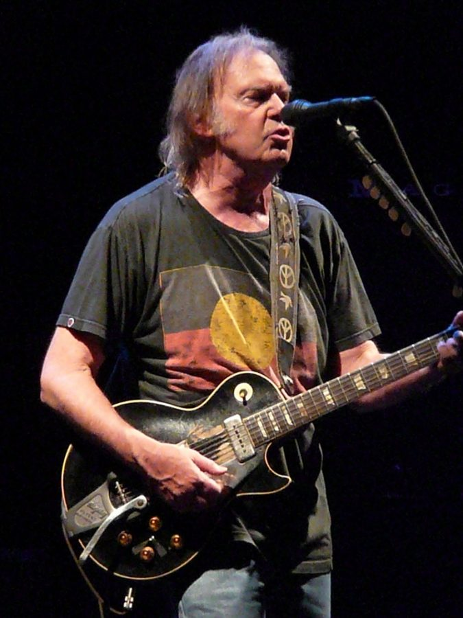 As a result of his musical skills, Neil Young is known as one of the greatest guitar legends of all time