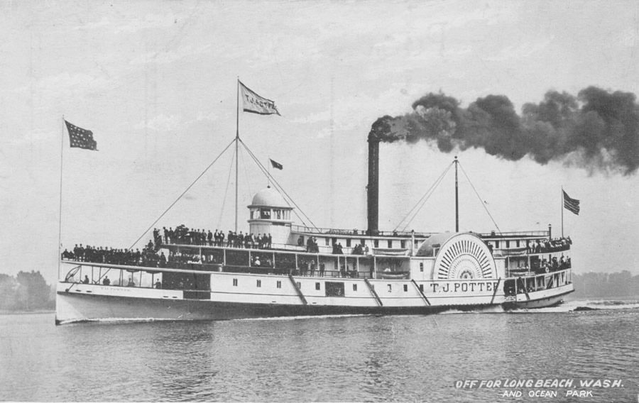 Invented by John Stevens, the steamboat had an active use throughout the 18th century.
