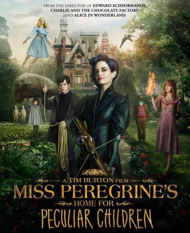 Take a look at Miss Peregrine's School for Peculiar Children