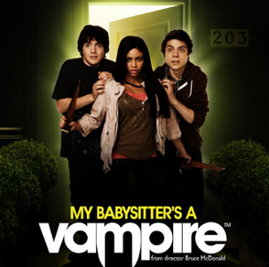 My Babysitter's a Vampire is charmingly tacky