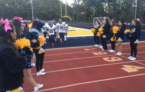 Get fired up for the Colonia Patriots JV football team