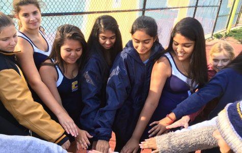 Colonia's Girls Tennis faces Mother Seton