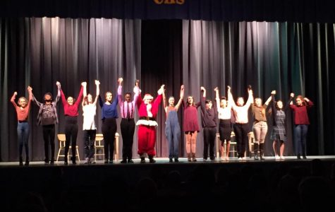 Colonia High's fall showcase leaves you laughing