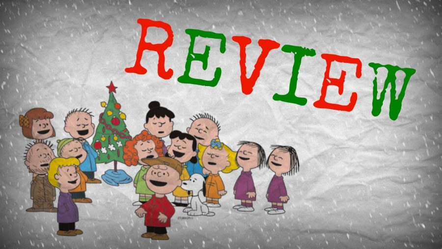 Charlie Brown Christmas Special Review.Thumbnail