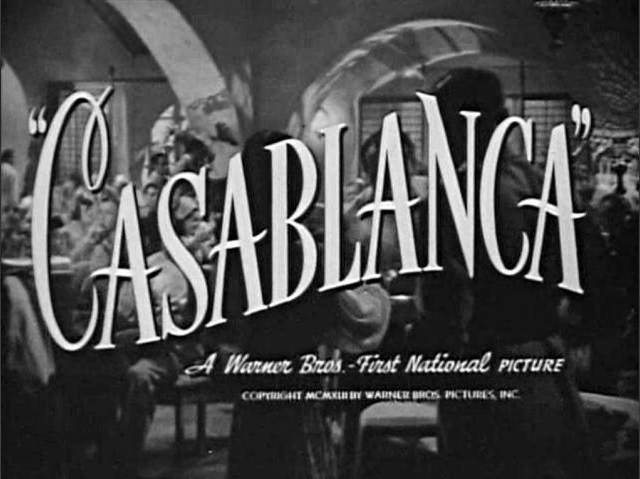 In Casablanca love is always alive