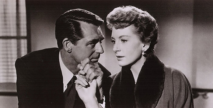 Cary Grant and Deborah Kerr performing in An Affair to Remember