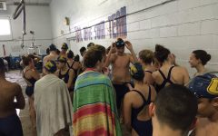 Colonia swim team triumphs against Union