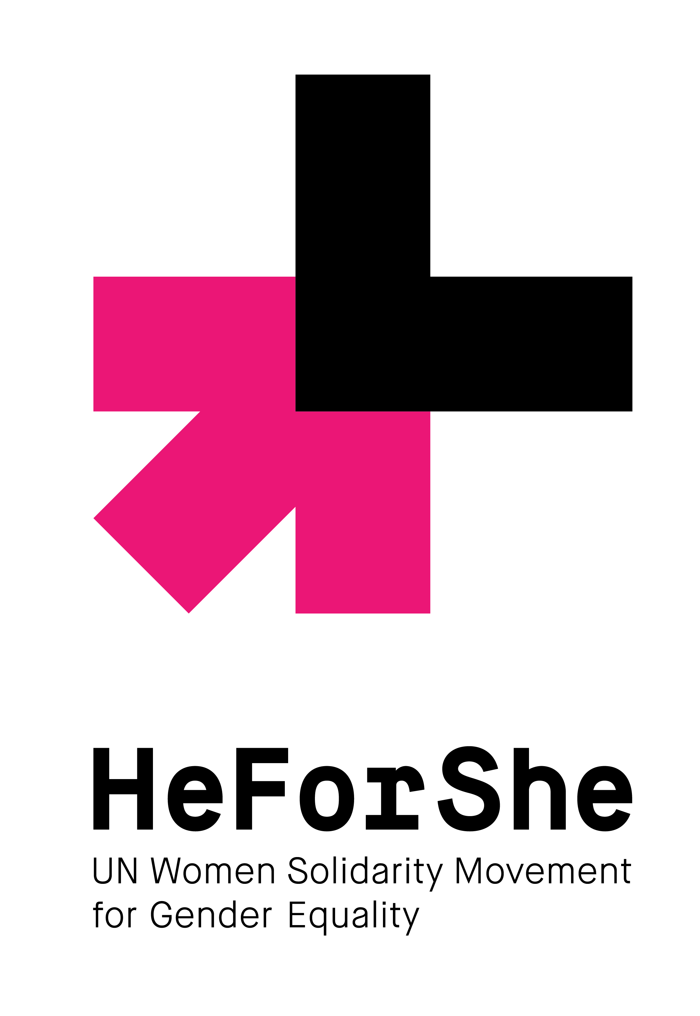 HeForShe campaign supporting gender equality