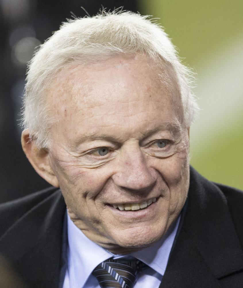 The owner of the Dallas Cowboys, Jerry Jones, is one of the most influential figures in sports history.