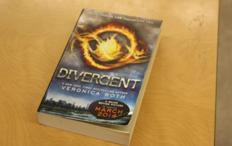 "Get lost within the ""Divergent"" trilogy"