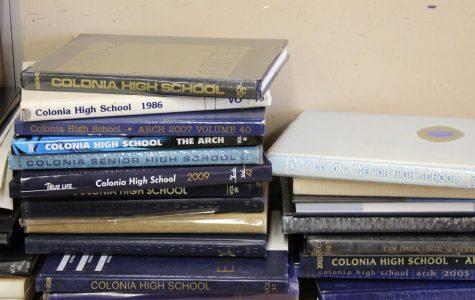 The Memories Held in School Yearbooks