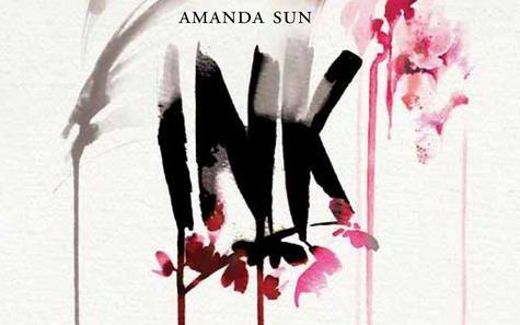 "Amanda Sun creates an enchanting world of ""Ink"""