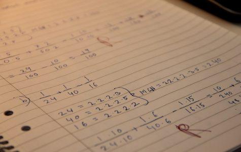 Homework holds back students