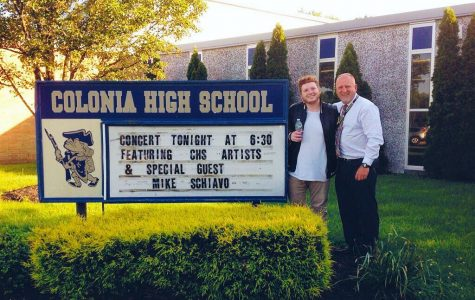 Life of CHS graduate and singer Mike Schiavo